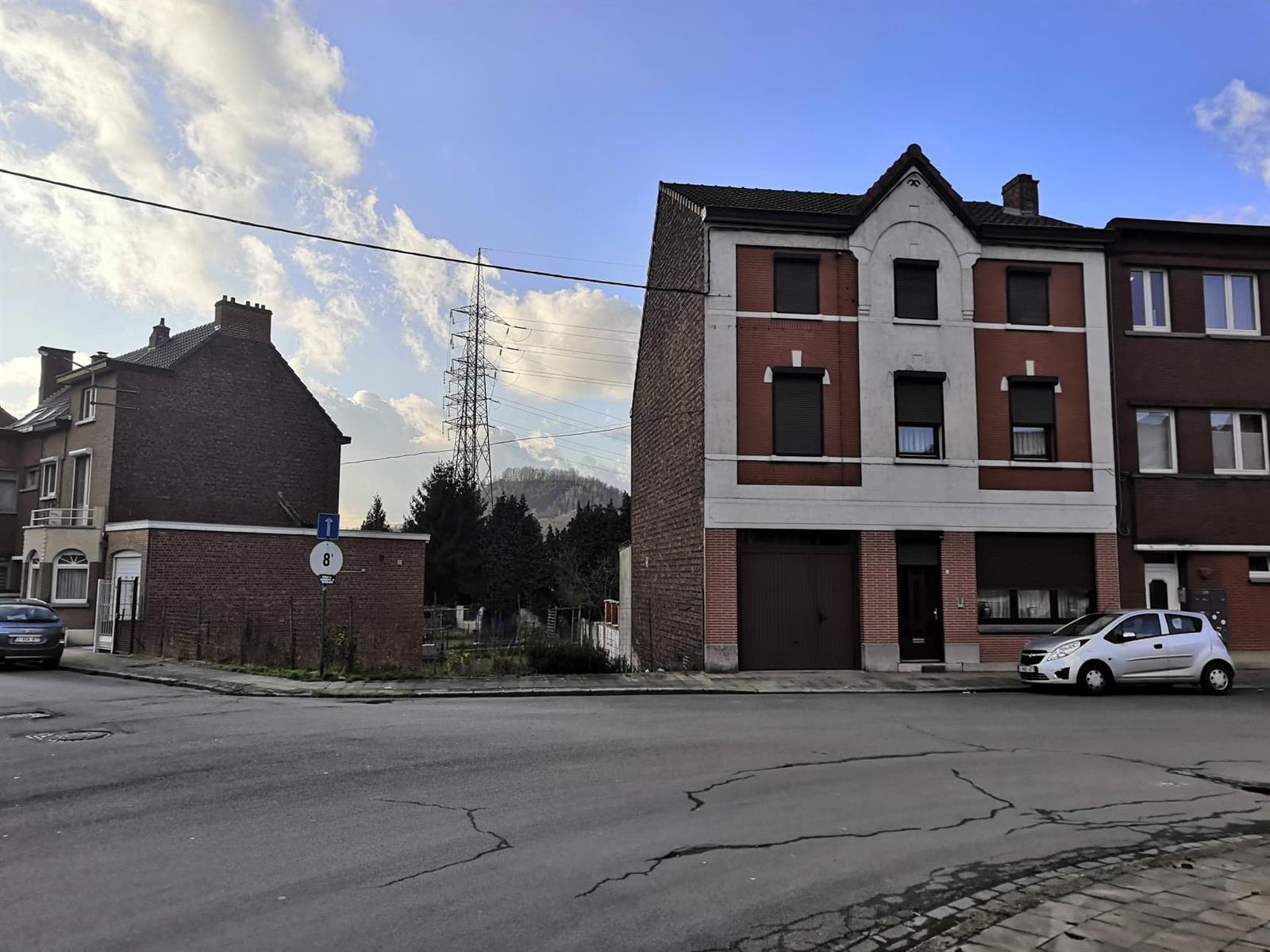 Terrain à bâtir (projets) - Charleroi - #3957840-1