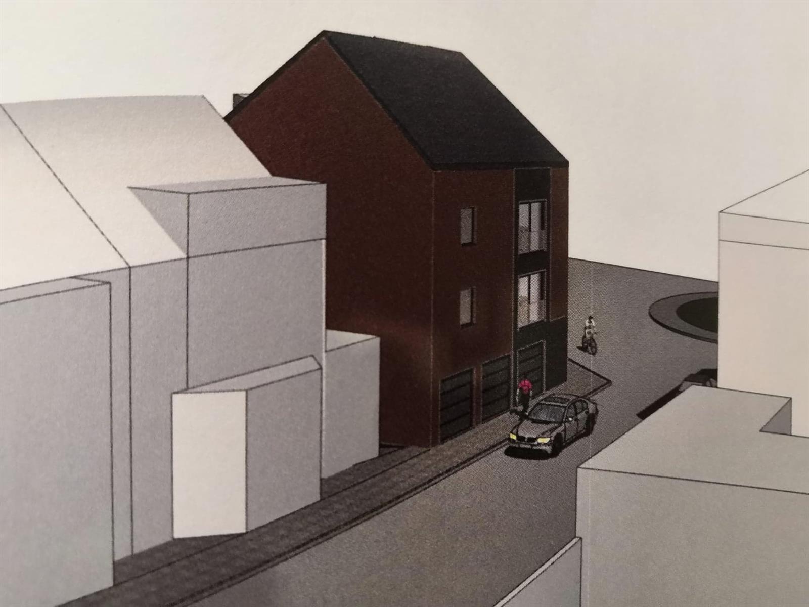 Terrain à bâtir (projets) - Charleroi - #3957840-0