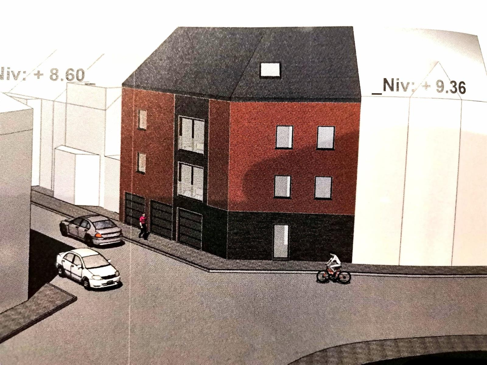 Terrain à bâtir (projets) - Charleroi - #3957840-2